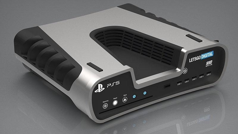 索尼playstation 5