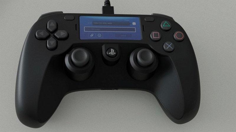 索尼PS5控制器