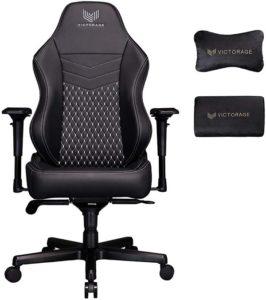 victorage ve series chair black diamond