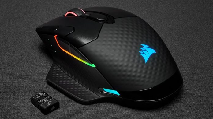 Corsair Dark Core RGB Pro (SE) wireless gaming mouse