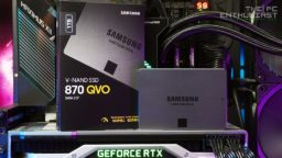 Samsung 870 QVO 1TB SATA SSD Review – Cheaper and Better?