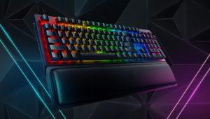 Razer BlackWidow V3 Pro Wireless Mechanical Gaming Keyboard Now Available