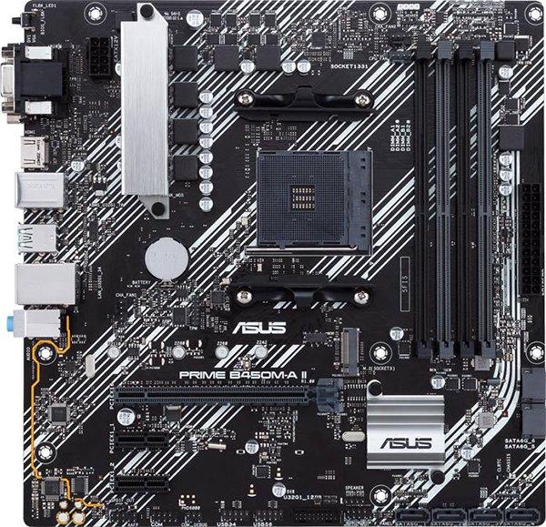 Asus Prime B450M-A II