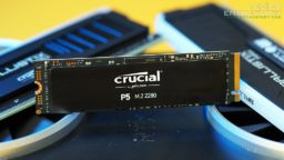 Crucial P5 M.2 NVMe SSD 2TB Review