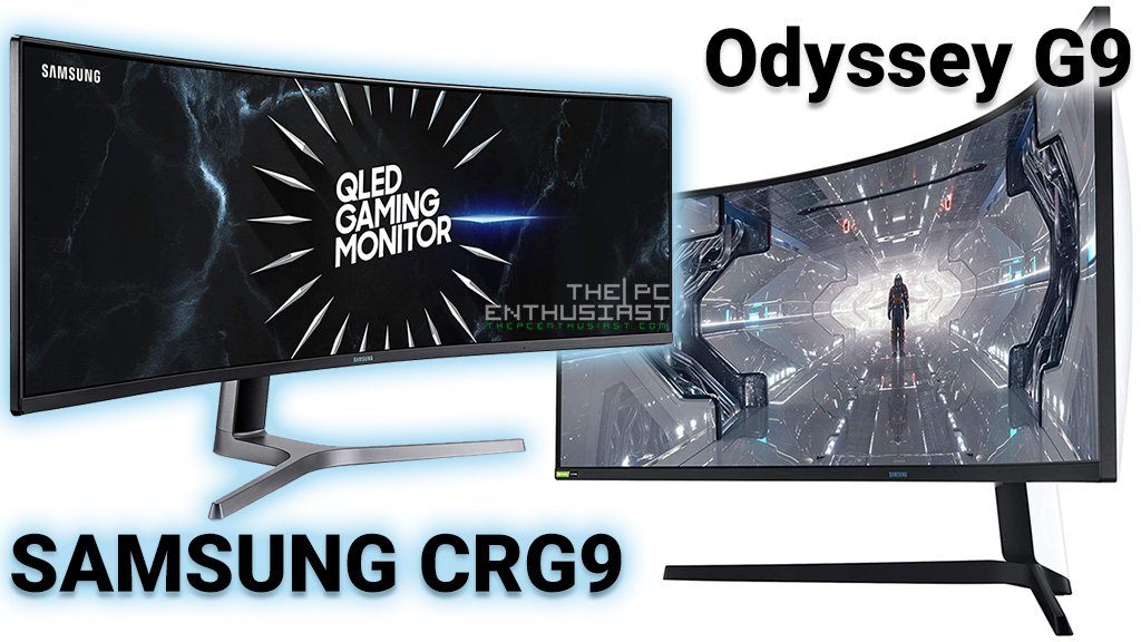 Samsung Odyssey G9 And Crg9 Gaming Monitor Deals Black Friday 2020 Deals Thepcenthusiast