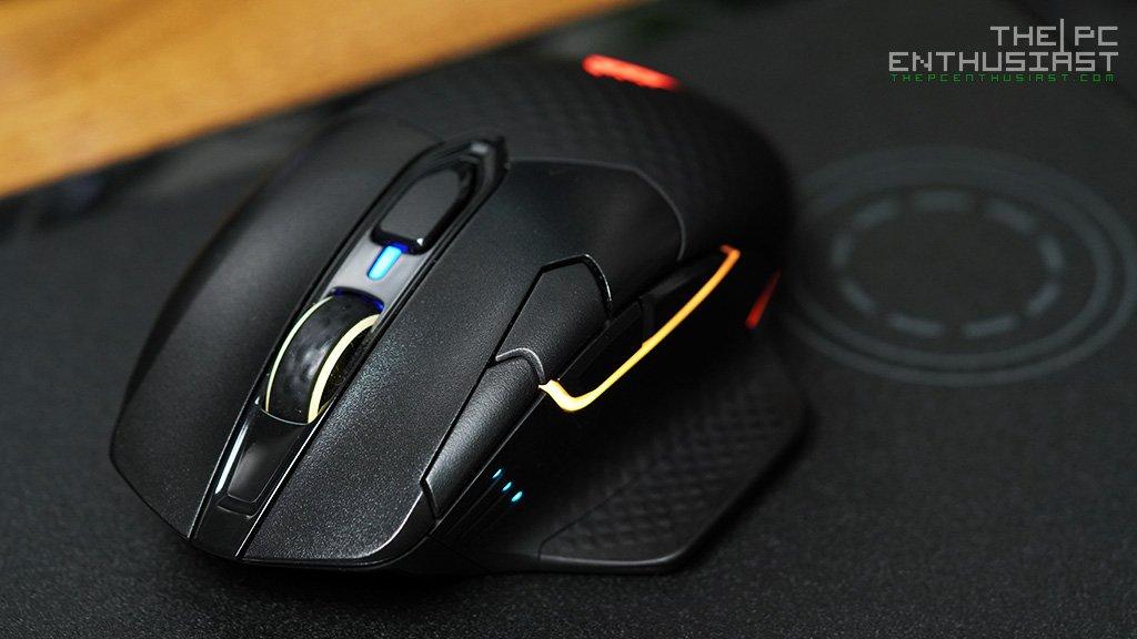 corsair dark core rgb pro se review testing