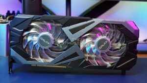 GALAX GeForce RTX 3060 Ti EX Review – A Faster 3060 Ti Variant
