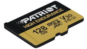 Patriot EP High Endurance MicroSD Cards Now Available