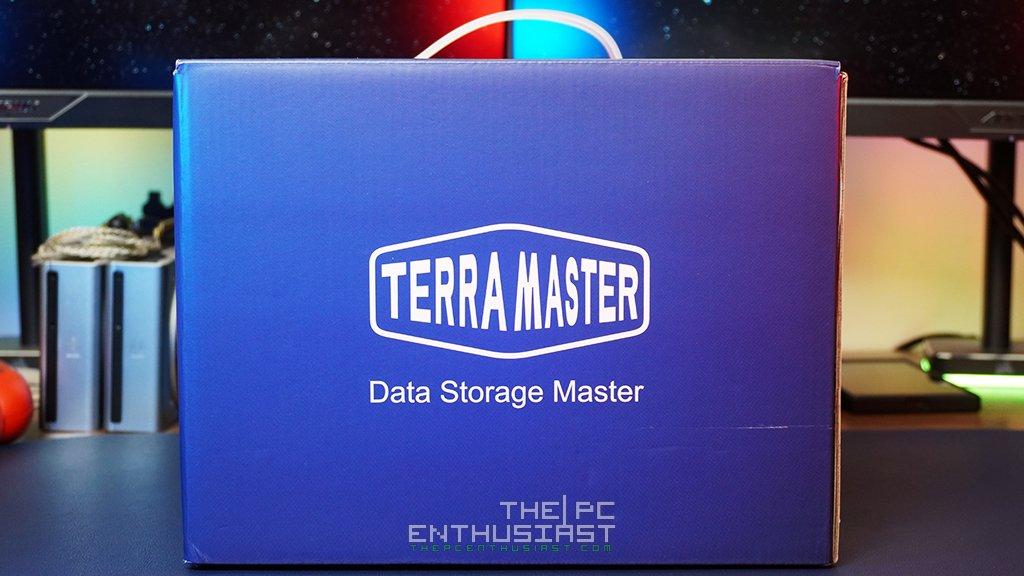 TerraMaster TD2 Thunderbolt 3 Plus Review-01