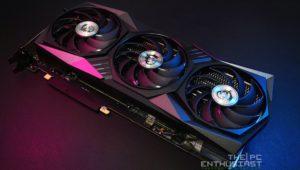 MSI GeForce RTX 3060 Gaming X Trio 12G Review – Amazing GPU Temps!