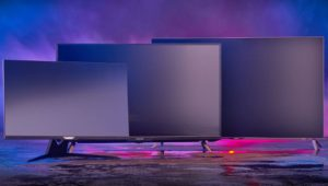 Gigabyte AORUS 4K Gaming Monitors Announced – FI32U, FV43U and FO48U