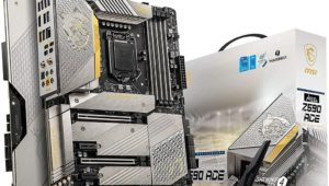 MSI MEG Z590 ACE Gold Edition Motherboard – What's The Difference?